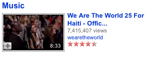 Haiti video-YouTube