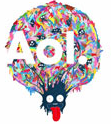 AOL logo - tongue